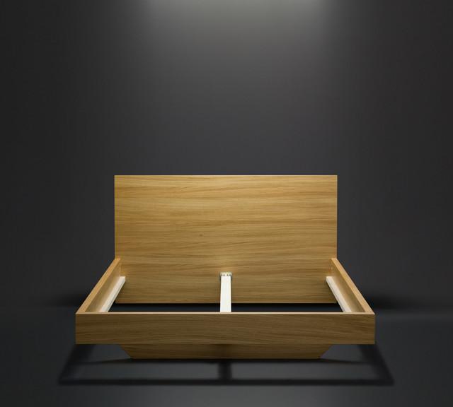 bett ma gefertigt eiche skandinavisch bettgestelle other metro von mobilamo bespoke. Black Bedroom Furniture Sets. Home Design Ideas