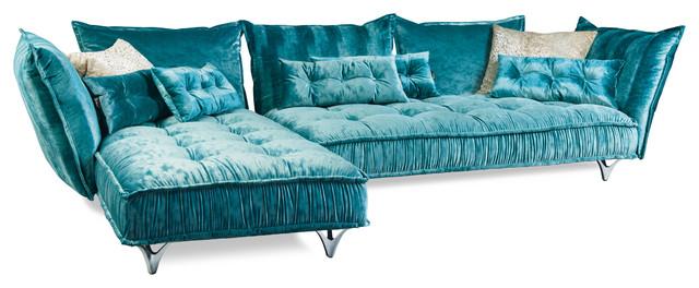 ohlinda modern eck modulsofas other metro von bretz wohntr ume. Black Bedroom Furniture Sets. Home Design Ideas