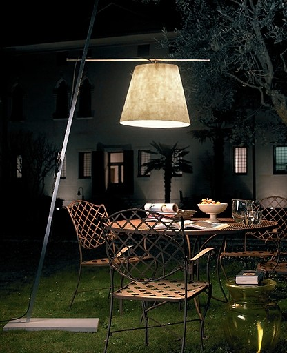 Anton Angeli Miami Outdoor Floor Lamp Modern Floor Lamps By Interior