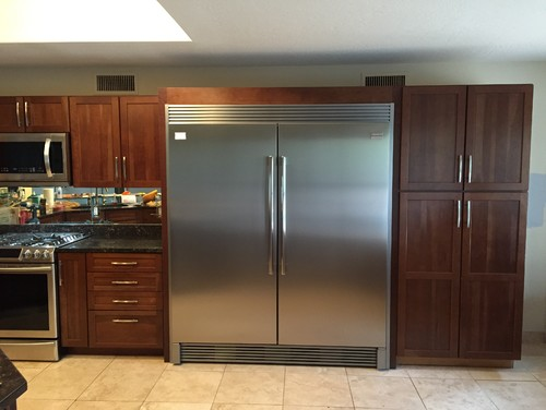 A few Points on the Frigidaire All-Refrigerator/All-Freezer