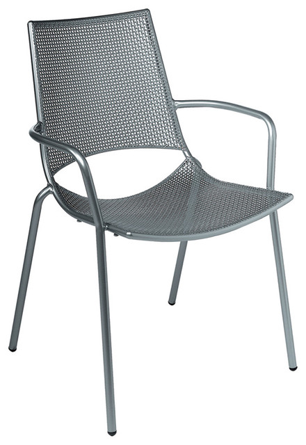 Topper Stacking Chair By Emuamericas Modern Outdoor Lounge Chairs