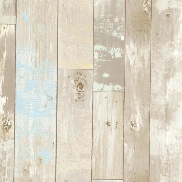 Dean neutral distressed wood panel wallpaper bolt rustic wallpaper by brewster home fashions - Wood effect bathroom wallpaper ...