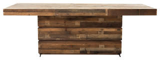 Reclaimed Pine Rectangle Dining Table