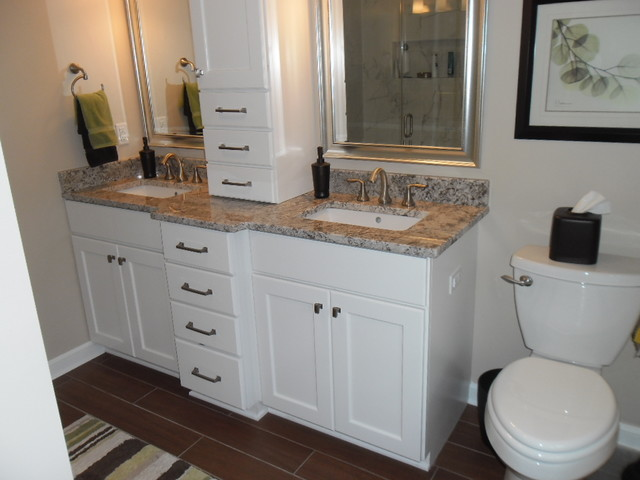 columbus ohio bath remodel traditional columbus by