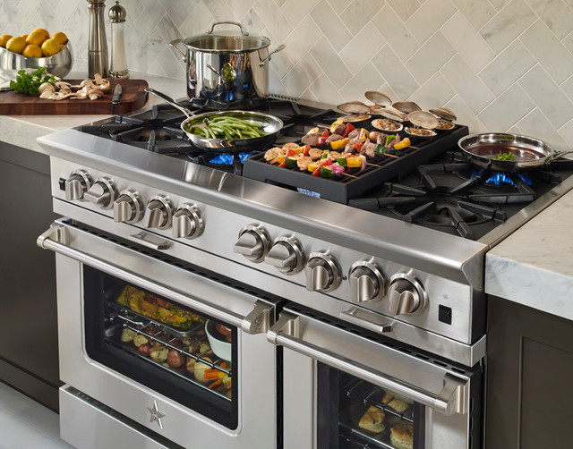 Bluestar Platinum Series 48 Quot Range Modern Gas Ranges