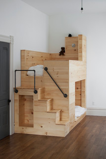 Bunk Bed Modern Bunk Beds San Francisco By Union