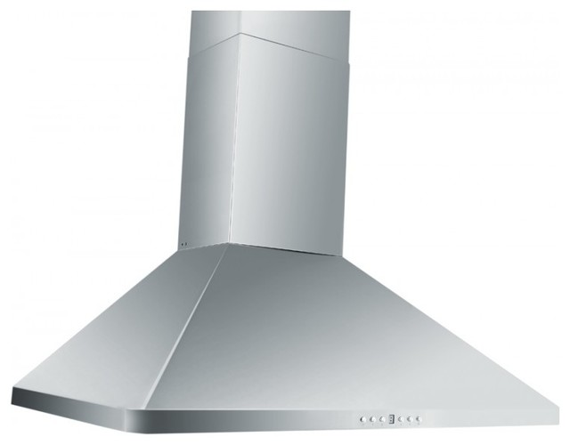 Zlkf1 Wall Mount Range Hood 36 Chimney Extensions For