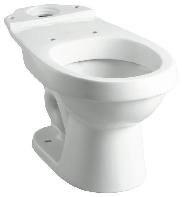 rockton karsten dual flush toilet bowl only white contemporary bidet and toilet parts