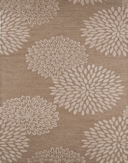 Tv11 hand tufted traverse rugs by for Modern rugs los angeles