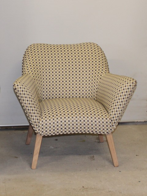 Bespoke , occasional chair - Modern - Armchairs and Accent ...