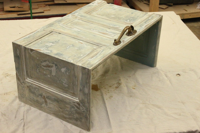 Antique Door Coffee Table 475 Coffee Tables Milwaukee By Cypress Creations Llc