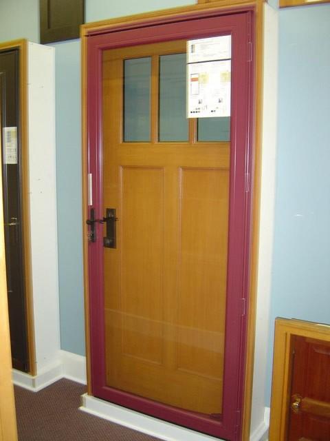 Showroom Displays Traditional Front Doors Detroit