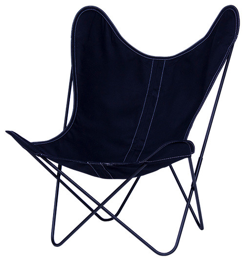 Fauteuil AA Butterfly Nuit modern outdoor lounge chairs