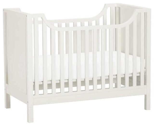 Hayden Crib Contemporary Cribs By Pottery Barn Kids