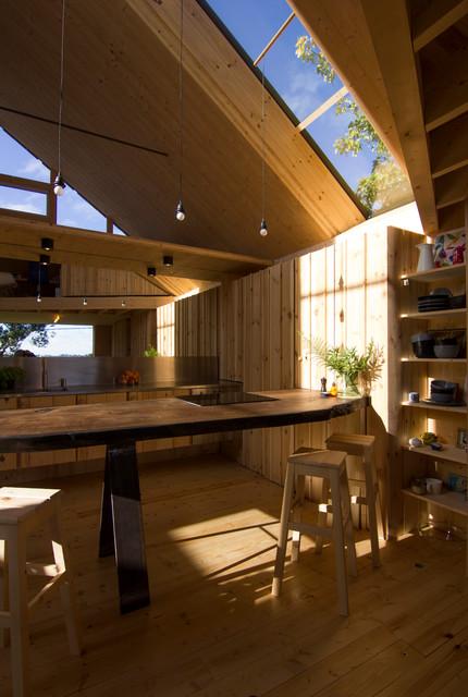 Grand designs house the black tree for Grand design kitchen ideas