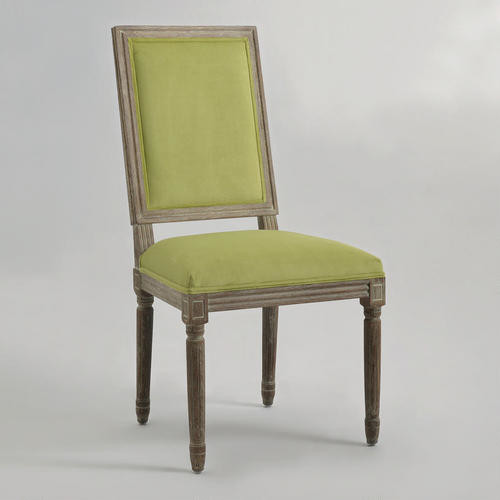 Cost Plus Chairs: Geiko Square-Back Paige Dining Chairs