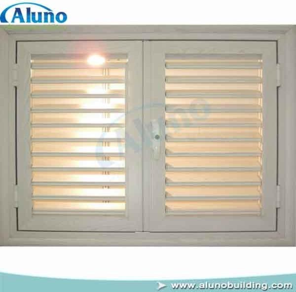 Exterior: ALUNO Aluminum Shutter