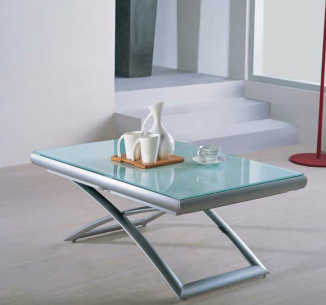 Extending Glass Table Modern Coffee Tables Vancouver By Murphysofa Smart Furniture