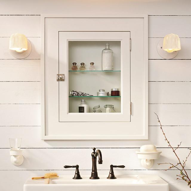 Holbrook Medicine Cabinet - Contemporary - Medicine Cabinets - Other - by Rejuvenation