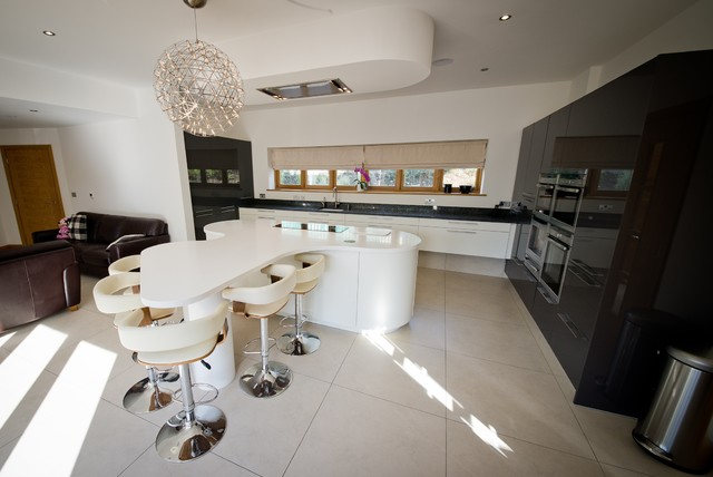 Rational Kitchens Cardiff Contemporary Cardiff By Space Fitting Furniture