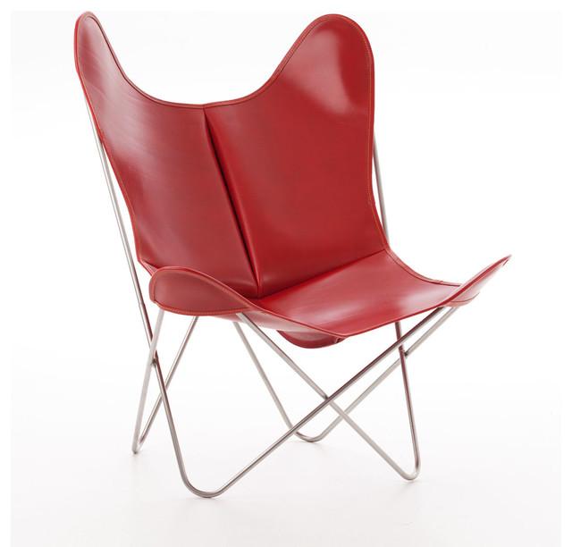 le fauteuil aa en cuir avec une structure en inox marin 316l contemporary armchairs accent. Black Bedroom Furniture Sets. Home Design Ideas
