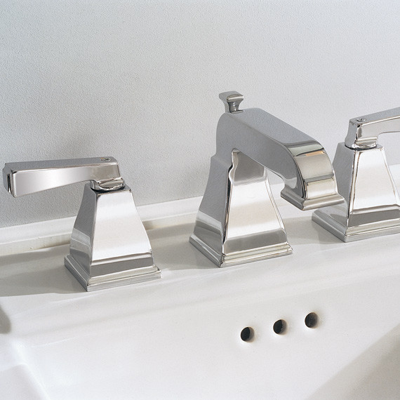 Toilet Faucet : Town Square Faucet - Traditional - Bathroom Faucets And Showerheads ...