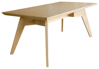 Span Dining Table Scandinavian Dining Tables By SmartFurniture