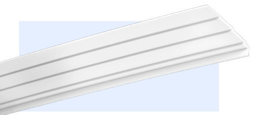 New york art deco crown molding modern molding and for Art deco baseboard molding