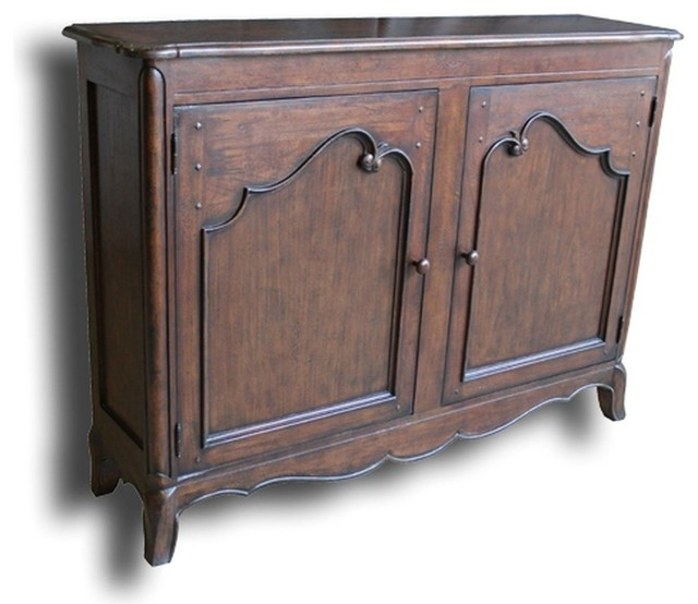Sideboard French Country Wood Raised - Farmhouse - Buffets And Sideboards - by EuroLuxHome