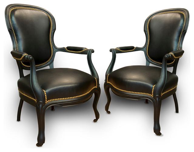 r fection de vos si ge en traditionnelle moderne fauteuil other metro par tapissier. Black Bedroom Furniture Sets. Home Design Ideas