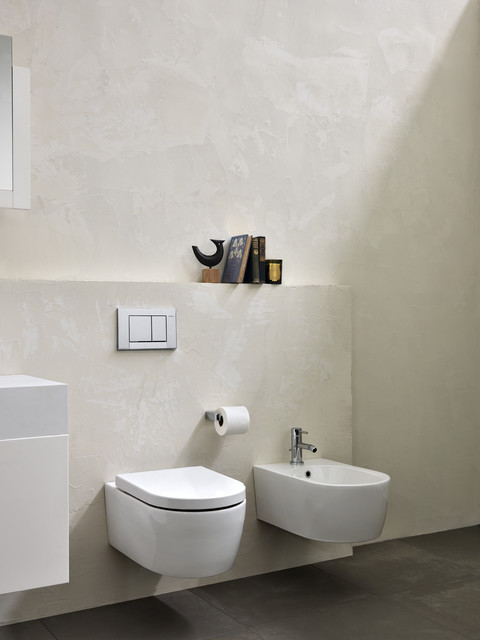Bathroom designs modern toilets vancouver by blu for Bathroom ideas vancouver