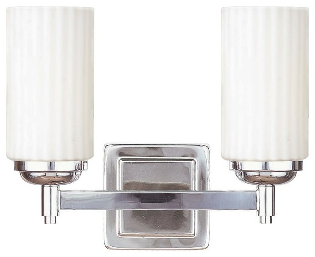 Livex Lighting 1422 35 Madison Two Light Bath Bar Transitional Bathroom Vanity Lighting