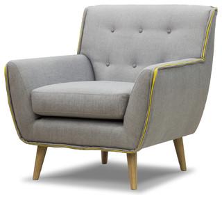Richard Midcentury Modern Designer Sofa And Armchair