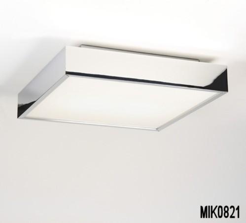 Square Bathroom Wall Ceiling Light Contemporary Bathroom Vanity Lighting