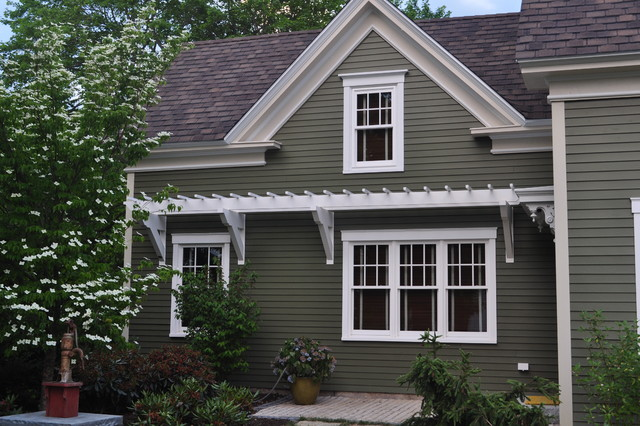 Blog Cabin Traditional Windows Portland Maine By