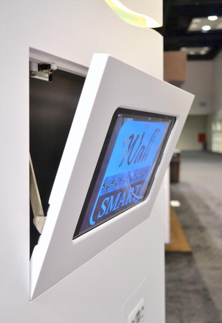 Wall Smart Wall Mount For Ipad Modern Home Electronics