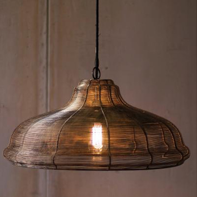 Pendant Light Bulb Wiring : Wire pendant lamp eclectic lighting atlanta