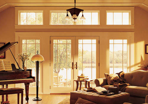 Hinged french doors traditional interior doors minneapolis by renewal by andersen for Andersen interior french doors