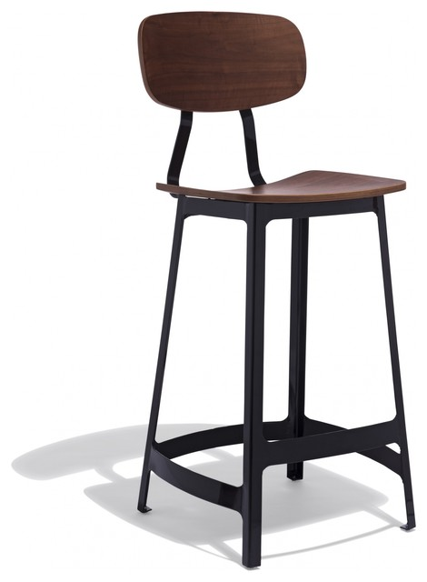 habitus bar stool black contemporary bar stools and