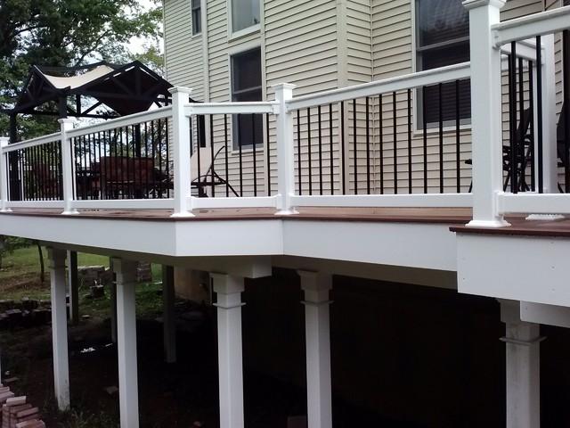 Freehold Nj New York Di Sam Decks Home Improvements