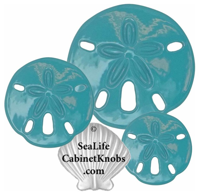 ... Cabinet And Drawer Knobs - by Sea Life Cabinet Knobs by Peter Costello