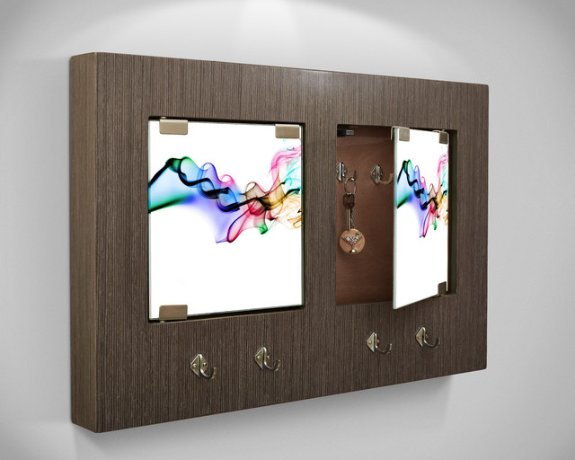 Key Holder Wall Mount - Contemporary - Storage And Organization - Miami - by Ambiance Design