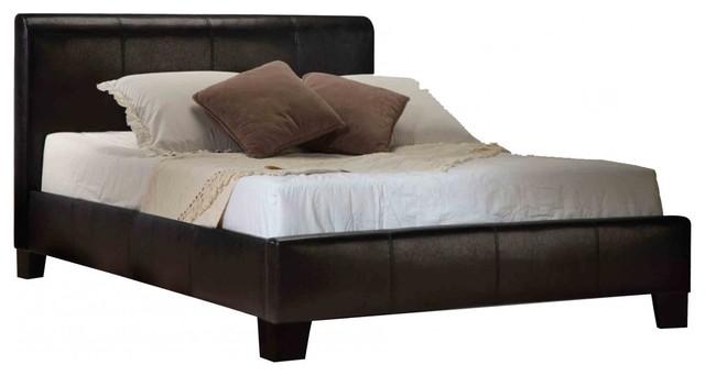 Bonsoni contemporary style super king size brooklyn bed for Contemporary super king bed