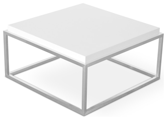 Gus Drake Coffee Table Square Modern Coffee Tables By Viesso