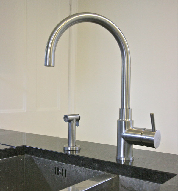 Denmark Hill Contemporary Kitchen Faucets Other By