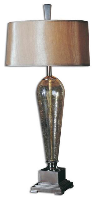 takbelysning k?k led  Uttermost Celine Table Lamp Contemporary