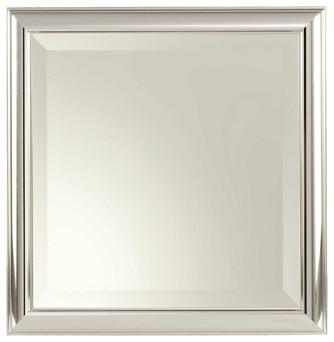 Model Berkshire Espresso Bathroom Mirror  Transitional  Bathroom Mirrors