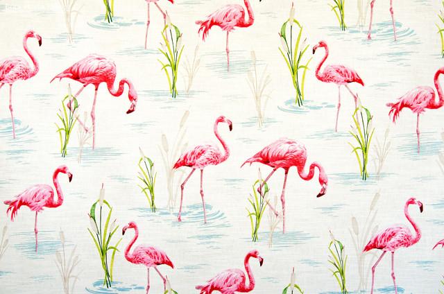 Retro Flamingo Wallpaper | www.imgkid.com - The Image Kid