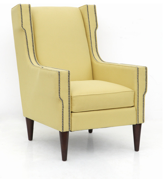 Clement Chair Buttercup Modern Armchairs And Accent