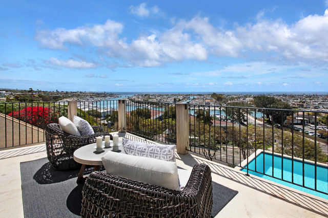 1111 dolphin terrace corona del mar contemporary